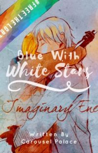 Blue With White Stars | RusAme ✔️ cover