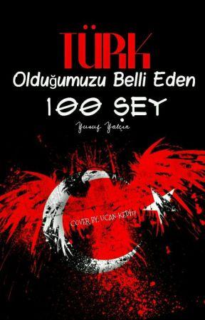 Türk Olduğumuzu Belli Eden 100 Şey by YusufYal-
