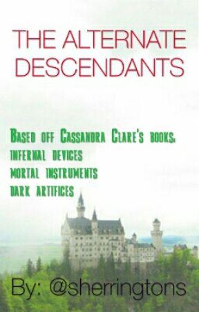 The Alternate Descendants by sherringtons