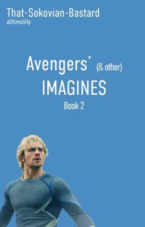 That-Sokovian-Bastard // Avengers Imagines by AllTimeLilly