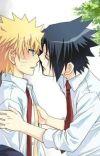 SasuNaru! Naruto X Sasuke! Sasuke X Naruto! Highschool! cover
