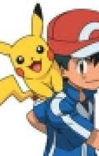 Ash ketchum x reader  ( From the wild ) by Genesis433