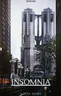 Insomnia: A Final Fantasy XV Story cover