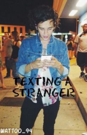 Texting a Stranger | Matty Healy | °ONHOLD° by Wattoo-94