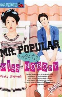 Mr. Popular meets Miss Nobody cover
