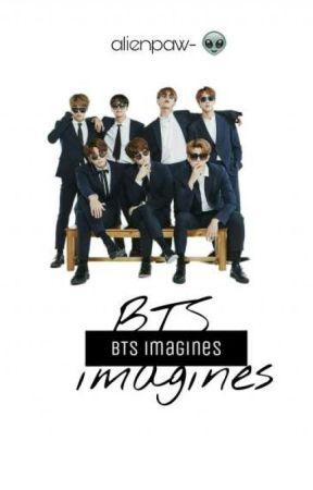 BTS: IMAGINËS by alienpaw-