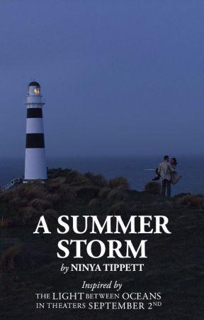 A Summer Storm by LightBetweenOceans