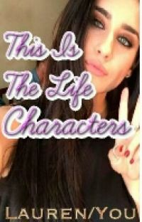This Is The Life Characters cover