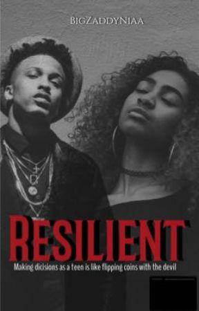 Resilient (August Alsina) by Mekadaaaa