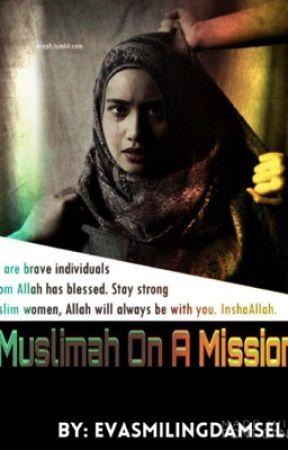 Muslimah On A Mission by fathi_af