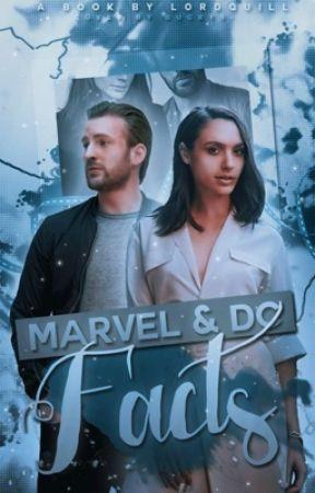 ミ MARVEL AND DC CAST ( FACTS. ) by lordbvelish