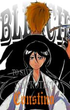 BLEACH: To Save & Protect by Constino