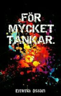 För Mycket Tankar. cover