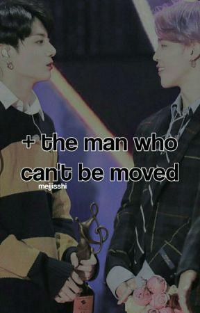 the man who can't be moved » jjk x pjm (jikook) by sepguniverse