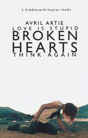 Broken Hearts by lovertay
