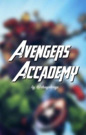 Avengers Accademy [Sospesa] by stonyalways