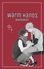 Warm Hands [Hiroomi x Akihito fanfic] by weebakon