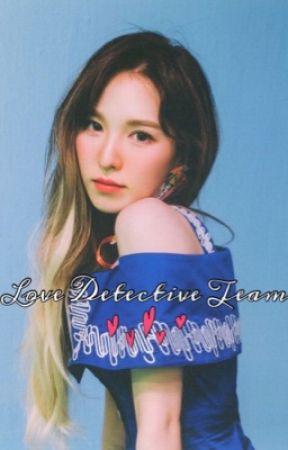 Love Detective Team by mamamoo_trash