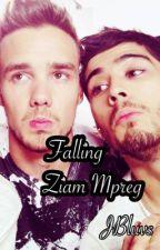 Falling (Ziam Mpreg) by JBluvs