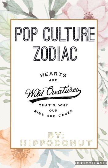 Pop Culture Zodiac