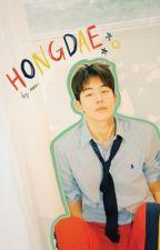 HONGDAE by grrrmae