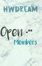 HWD Open Member by HWDream