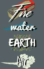 Fire & Water & Earth & Air by all_in_my_mind