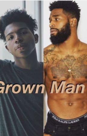 Grown Man  by monibe12
