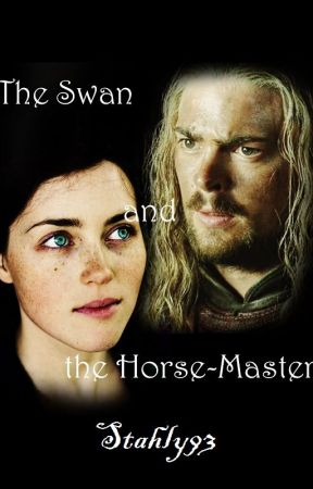 The swan and the Horse-master by NightOwlIvy