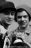 I Can't [Zarry AU] cover