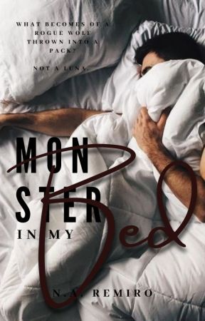 Monster in My Bed by self-absorbed