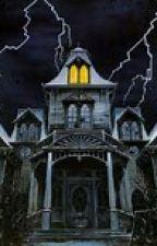 la maison hanté  by heli2002
