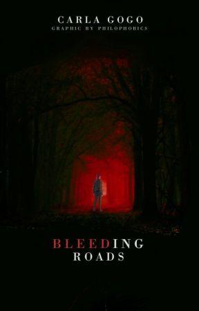 Bleeding Roads (Short English Stories) by CarliGGSheeran