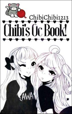 OC book by ChibiChibi1213