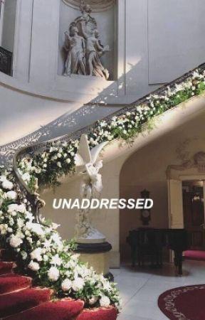 unaddressed by latexloser