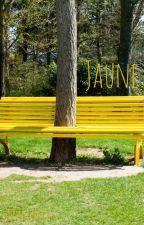JAUNE. by lookingoodsugar