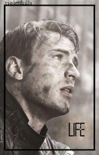 Life | Steve Rogers. cover