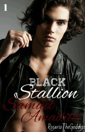 Black Stallion: Samuel Amadillo by RosarioTheGoddess