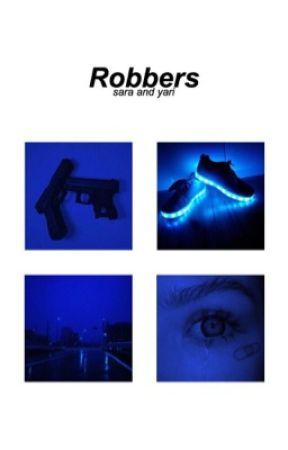 robbers ↣ narry by penarries