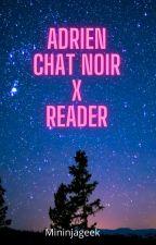 CHAT NOIR/ADRIEN X READER by MiNinjaGeek