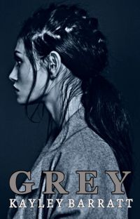 Grey (Now Published!) cover