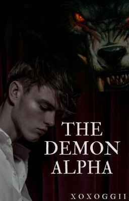 The Demon Alpha (Stryders #1)