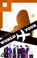 World Tour (GOT7 FanFiction) ✔ by solsophos