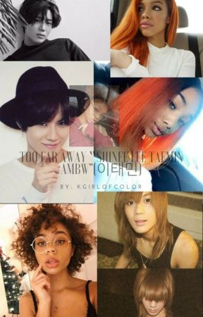 """Too far away """"SHINee Lee Taemin AMBW""""(이태민) COMPLETED by Kgirlofcolor"""