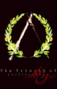 The Trinity of Magic (Book 2 of the Trinity series) cover