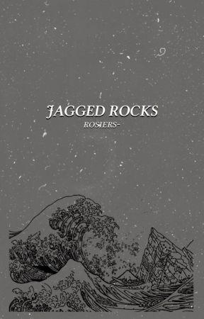 Jagged Rocks ❦ Regulus Black {AU} by rosiers-