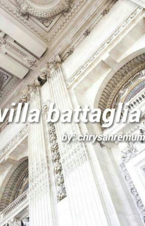 Villa Battaglia by oikawahyun