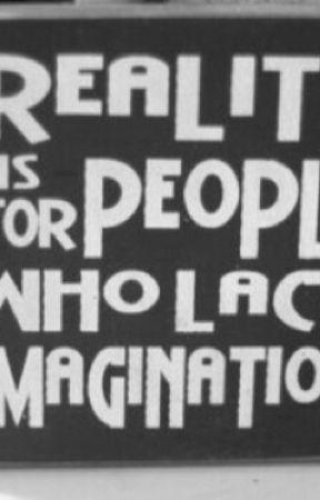 Imagination  by KaiilyJean