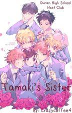 Tamaki's Sister [OHSHC] by Crazycoffee4