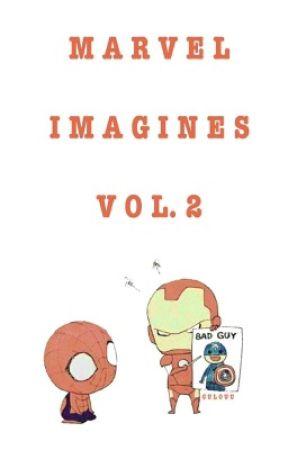 Imaginas Marvel. Vol. 2 by culouu